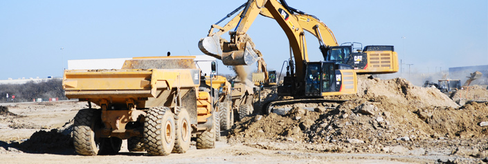 Conatser Site Services Construction Fort Worth